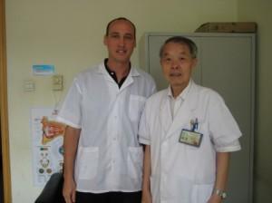 Prof. Zhuang Zengyuan: מפורסם בכל רחבי סין כמטפל במחלות עיניים.