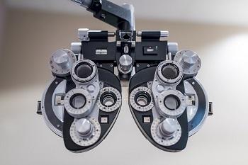 מכשיר לבדיקת קרקעית העין